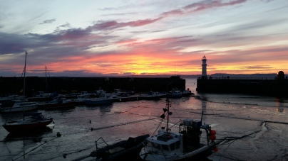 Newhaven Harbour, Edinburgh 2016. Picture by Catriona Koris.